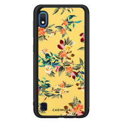 Casimoda Samsung Galaxy A10 hoesje - Florals for days