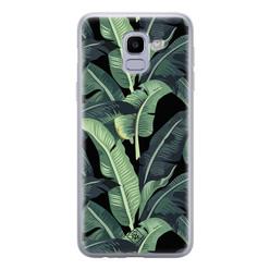 Casimoda Samsung Galaxy J6 (2018) siliconen hoesje - Bali vibe