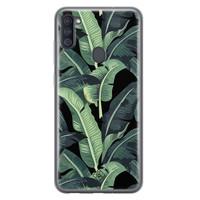 Casimoda Samsung Galaxy A11 siliconen hoesje - Bali vibe