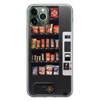 Casimoda iPhone 11 Pro siliconen hoesje - Snoepautomaat