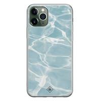 Casimoda iPhone 11 Pro Max siliconen hoesje - Oceaan