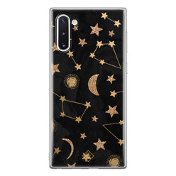 Casimoda Samsung Galaxy Note 10 siliconen hoesje - Counting the stars