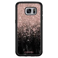 Casimoda Samsung Galaxy S7 hoesje - Marmer twist