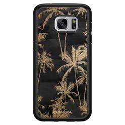 Casimoda Samsung Galaxy S7 hoesje - Palmbomen