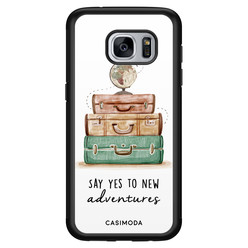 Casimoda Samsung Galaxy S7 hoesje - Wanderlust