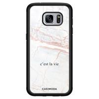 Casimoda Samsung Galaxy S7 hoesje - C'est la vie