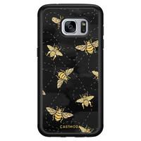 Casimoda Samsung Galaxy S7 hoesje - Bee yourself