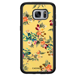 Casimoda Samsung Galaxy S7 hoesje - Florals for days