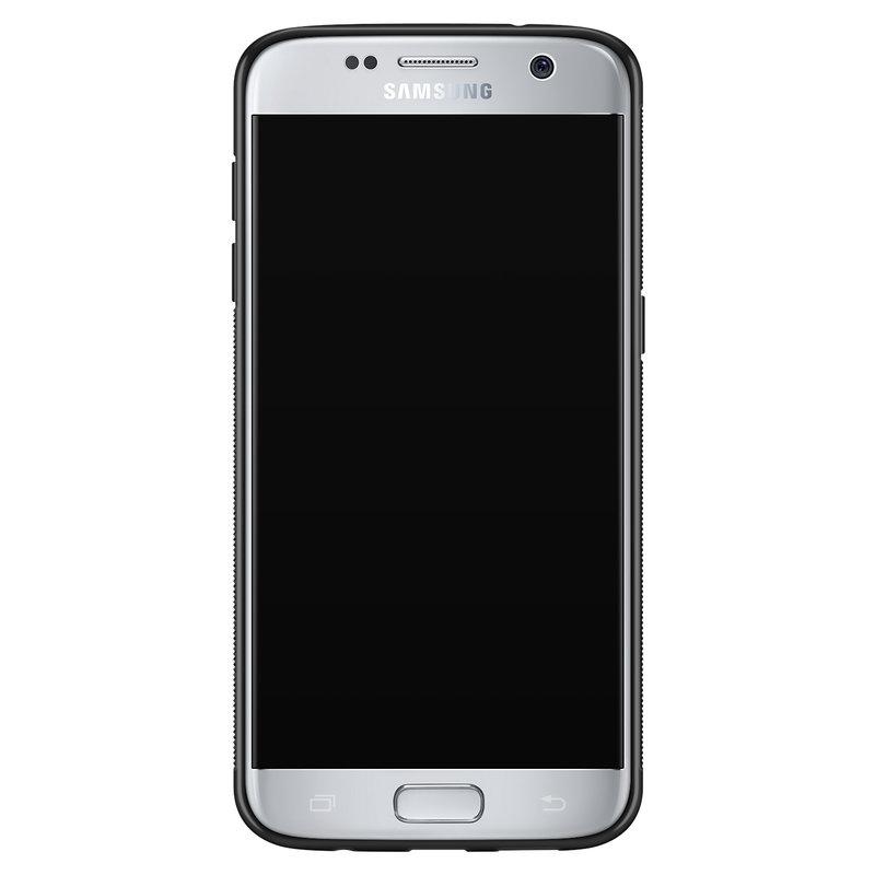 Casimoda Samsung Galaxy S7 hoesje - Lama adventure