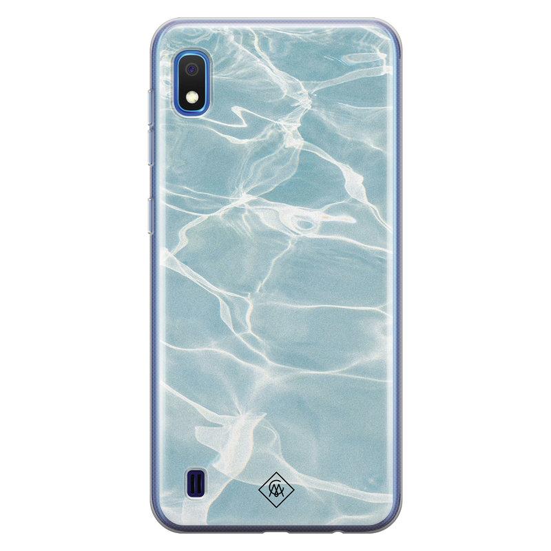 Casimoda Samsung Galaxy A10 siliconen hoesje - Oceaan