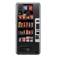 Casimoda Huawei P Smart 2020 siliconen hoesje - Snoepautomaat