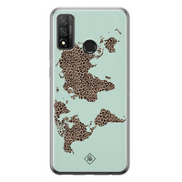 Casimoda Huawei P Smart 2020 siliconen hoesje - Wild world