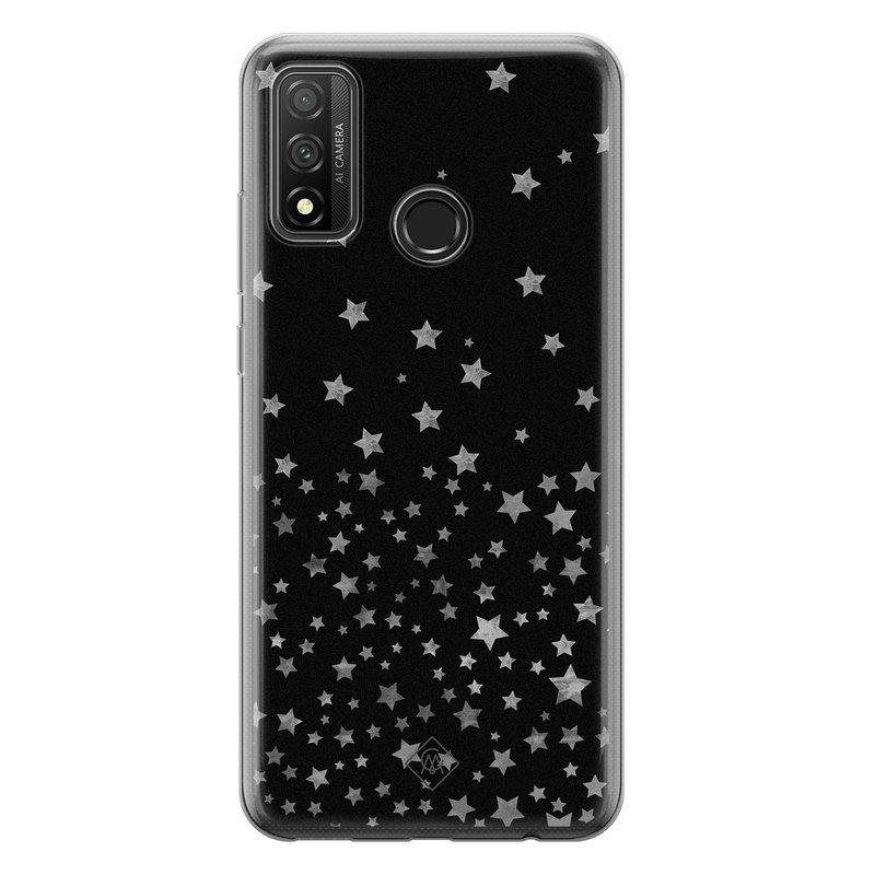 Casimoda Huawei P Smart 2020 siliconen hoesje - Falling stars