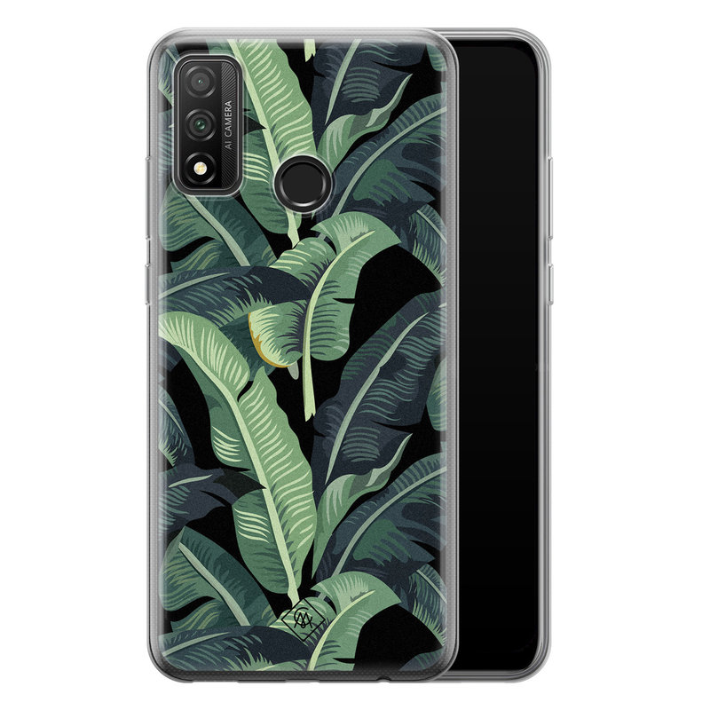 Casimoda Huawei P Smart 2020 siliconen hoesje - Bali vibe