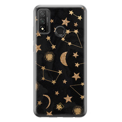 Casimoda Huawei P Smart 2020 siliconen hoesje - Counting the stars