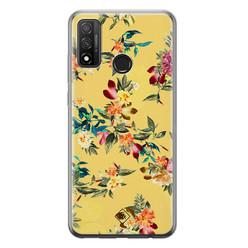 Casimoda Huawei P Smart 2020 siliconen hoesje - Floral days