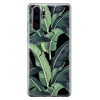 Casimoda Huawei P30 Pro siliconen hoesje - Bali vibe