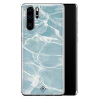 Casimoda Huawei P30 Pro siliconen hoesje - Oceaan