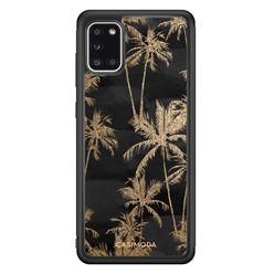 Casimoda Samsung Galaxy A31 hoesje - Palmbomen