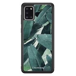Casimoda Samsung Galaxy A31 hoesje - Jungle