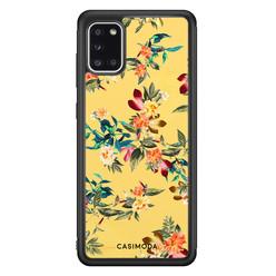Casimoda Samsung Galaxy A31 hoesje - Florals for days