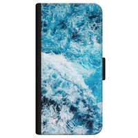 Casimoda iPhone 12 flipcase - Oceaan