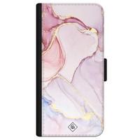Casimoda iPhone 12 flipcase - Purple sky