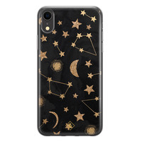 Casimoda iPhone XR siliconen hoesje - Counting the stars