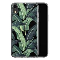Casimoda iPhone XR siliconen hoesje - Bali vibe