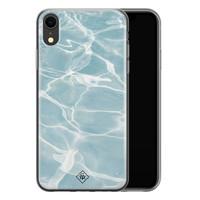 Casimoda iPhone XR siliconen hoesje - Oceaan