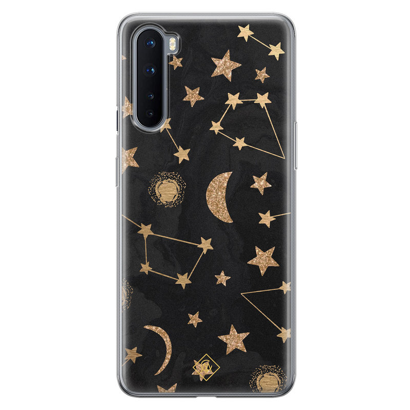 Casimoda OnePlus Nord siliconen hoesje - Counting the stars