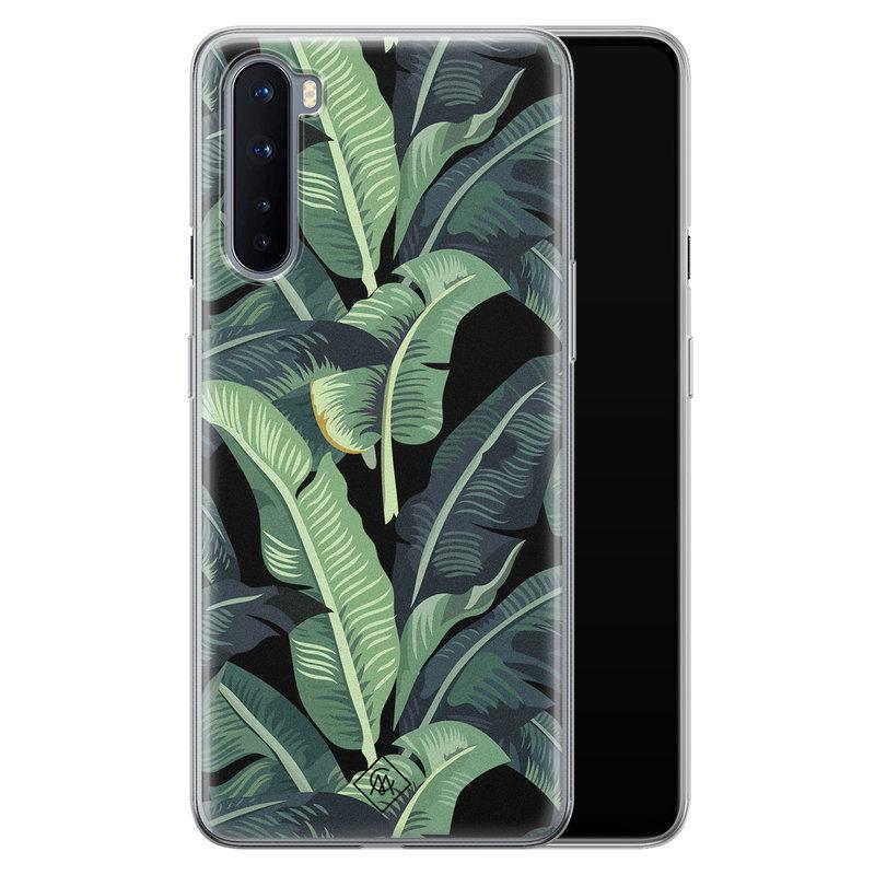 Casimoda OnePlus Nord siliconen hoesje - Bali vibe