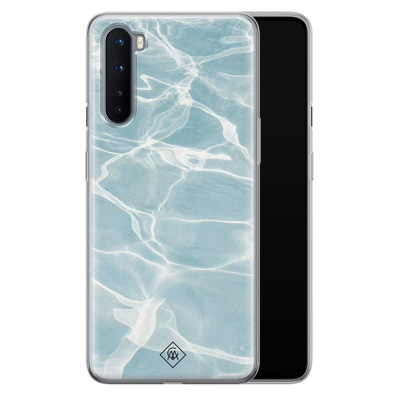 Casimoda OnePlus Nord siliconen hoesje - Oceaan