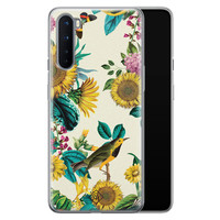 Casimoda OnePlus Nord siliconen hoesje - Sunflowers