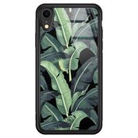 Casimoda iPhone XR glazen hardcase - Bali vibe