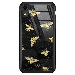 Casimoda iPhone XR glazen hardcase - Counting the stars