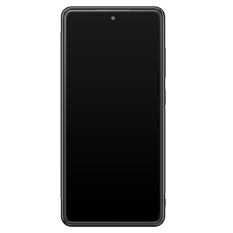 Casimoda Samsung Galaxy S20 FE hoesje - Bee yourself