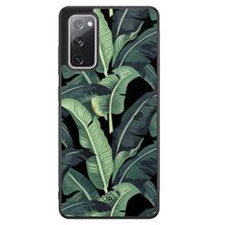 Casimoda Samsung Galaxy S20 FE hoesje - Jungle