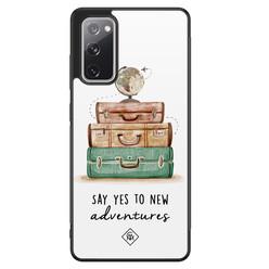 Casimoda Samsung Galaxy S20 FE hoesje - Wanderlust