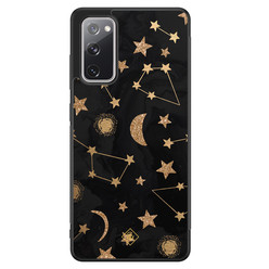 Casimoda Samsung Galaxy S20 FE hoesje - Counting the stars