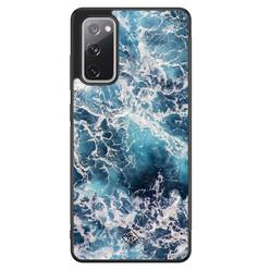 Casimoda Samsung Galaxy S20 FE hoesje - Oceaan