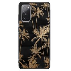 Casimoda Samsung Galaxy S20 FE hoesje - Palmbomen