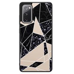 Casimoda Samsung Galaxy S20 FE hoesje - Abstract painted