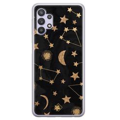 Casimoda Samsung Galaxy A32 5G siliconen hoesje - Counting the stars