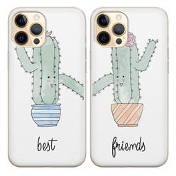 Casimoda Best friends hoesjes - Plants are friends