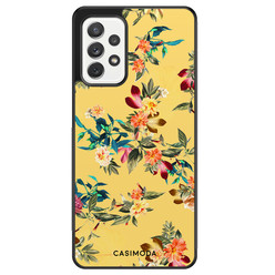 Casimoda Samsung Galaxy A72 hoesje - Florals for days