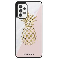 Casimoda Samsung Galaxy A72 hoesje - Ananas