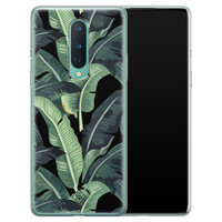 Casimoda OnePlus 8 siliconen hoesje - Bali vibe