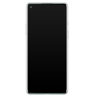 Casimoda OnePlus 8 siliconen hoesje - Snake pastel