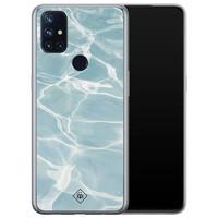 Casimoda OnePlus Nord N10 5G siliconen hoesje - Oceaan